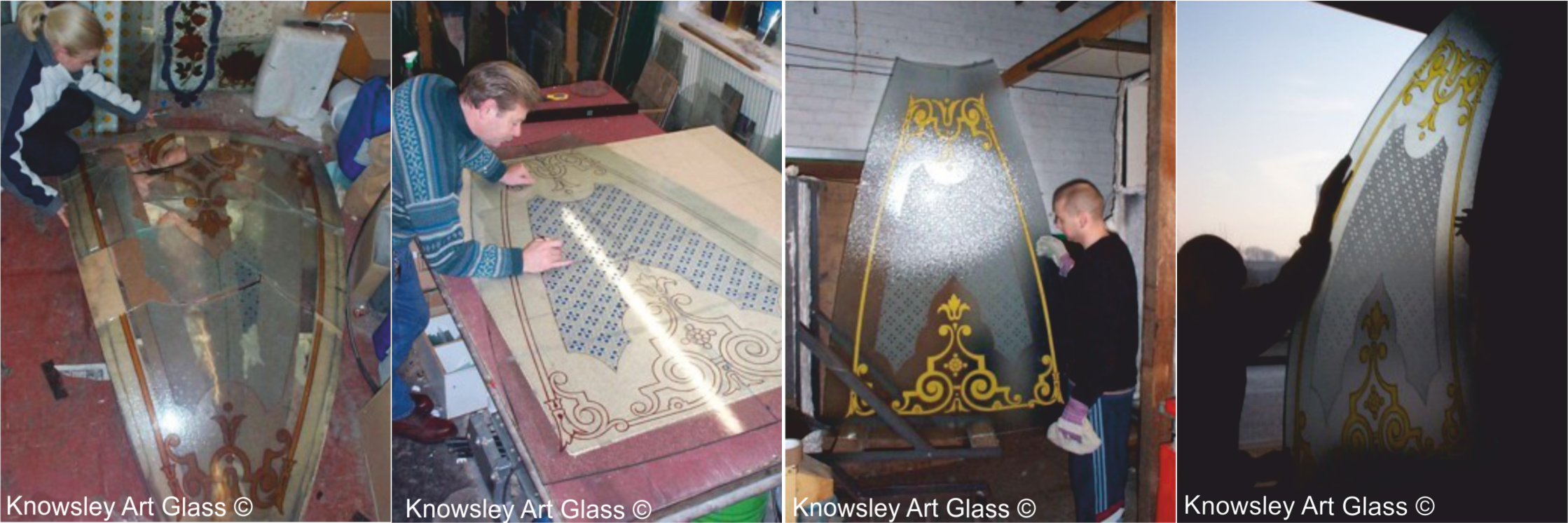 bespoke glass window repair