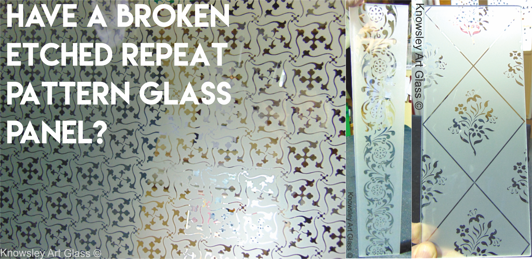 broken glass etched window repair restoration fix